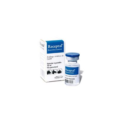 receptal vet injection